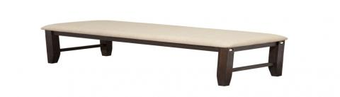 Marseille dining bench