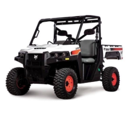Recalled Model Year 2020 Bobcat UV34