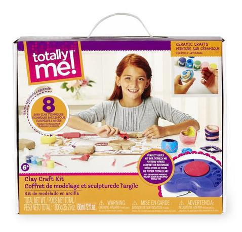 Recalled totally me! clay craft kit
