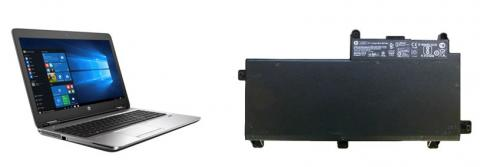 HP Recalls Batteries for Notebook Computers