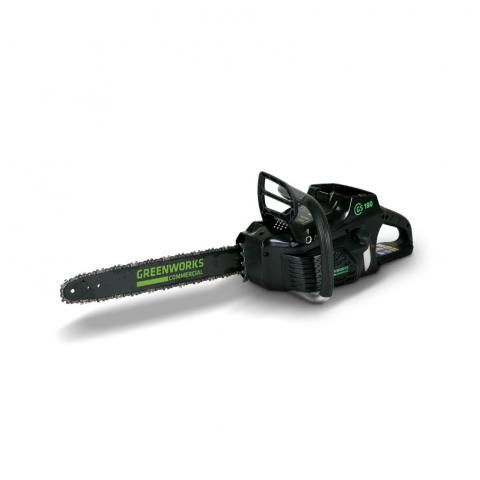 Greenworks Commercial 82-volt 18-inch cordless electric chainsaw