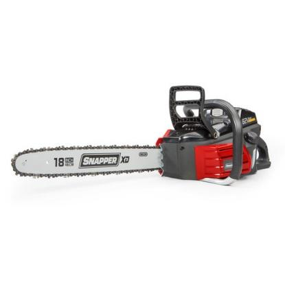 Snapper XD 82-volt 18-inch cordless electric chainsaw