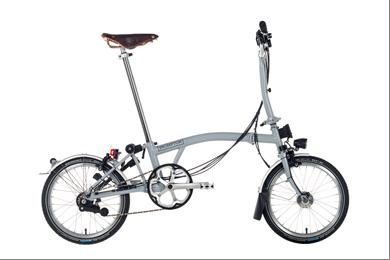 Image of Brompton bike