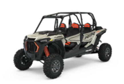 Recalled 2021 Polaris RZR XP 4 Turbo