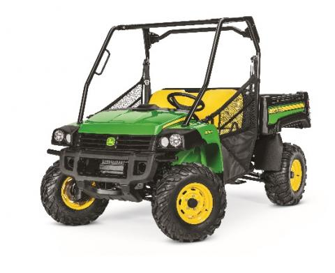 Recalled John Deere Crossover Gator™ two passenger utility vehicle.