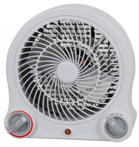 Home Depot Soleil portable fan heater