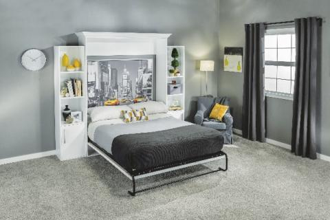 Fold down Murphy Bed