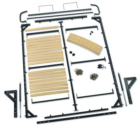 I-Semble hardware kit for the Murphy Bed