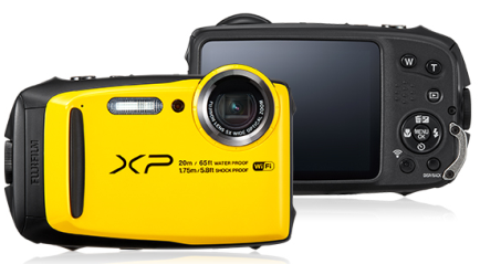 Model XP120 digital cameras sold with recalled power adapter wall plugs