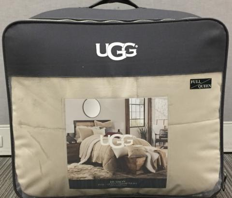 Recalled Hudson comforter by UGG