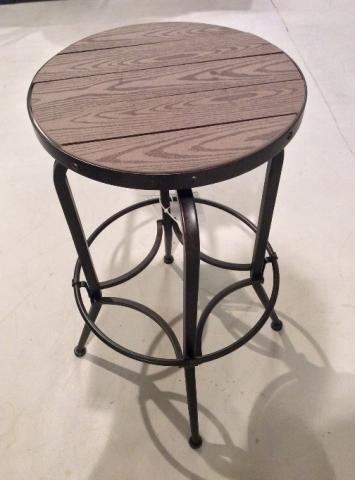 Recalled Collin bar stool in mocha