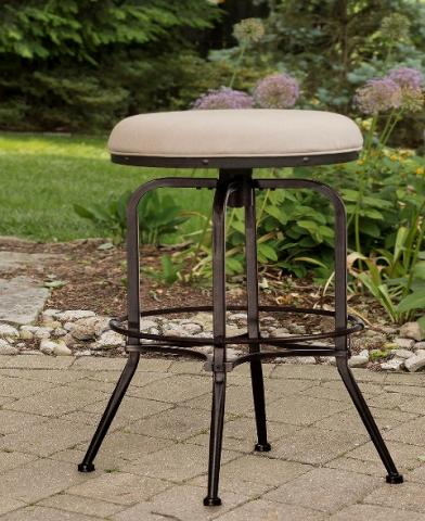 Recalled Polston bar stool in mocha