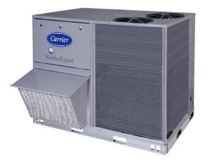 40/50 series LC rooftop HVAC unit