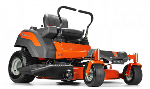 Recalled Husqvarna zero turn mower