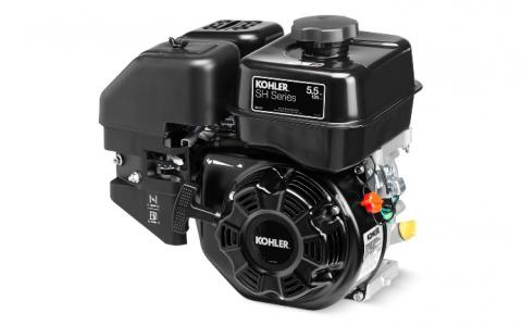 Recalled Kohler gasoline engine model SH265