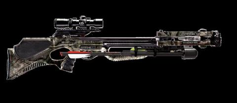 Barnett Ghost 415 Mossy Oak crossbow