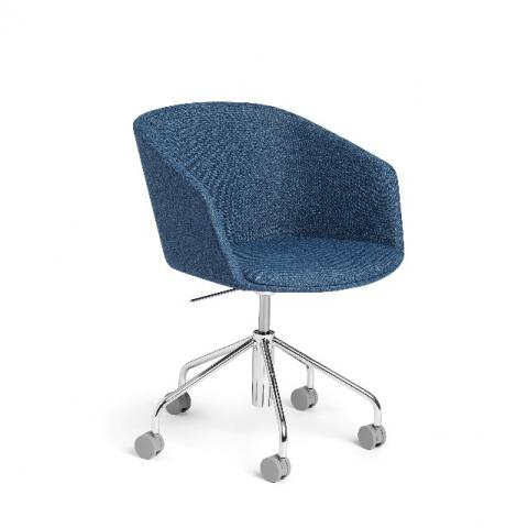 Pitch Rolling Chair, Dark Blue (103768)