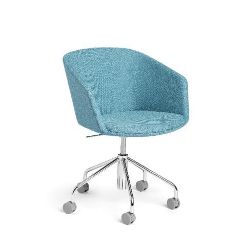 Pitch Rolling Chair, Blue (103767)