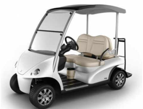 Recalled Garia Golf 2+2 (4 Passenger)