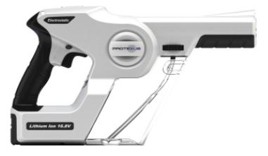 Recalled Protexus handheld sprayer