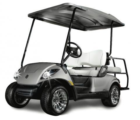 Yamaha Recalls Golf Cars