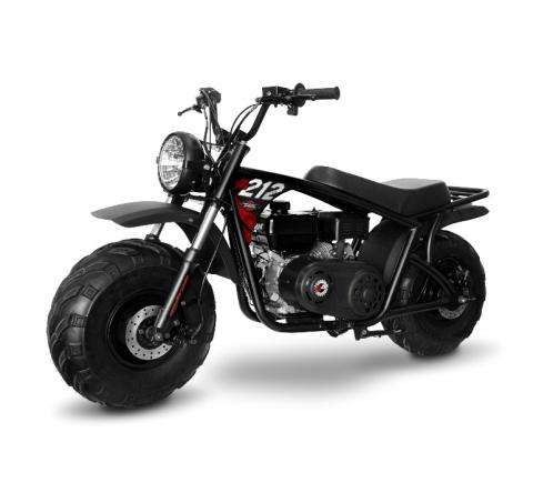 Recalled Monster Moto Classic 212cc mini bike