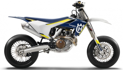 Model year 2016 Husqvarna FS 450