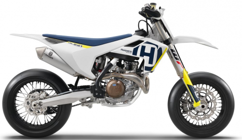 Model year 2018 Husqvarna FS 450