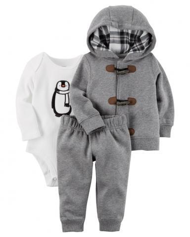 Carter S Recalls Children S Cardigan Sets Due To Choking Hazard