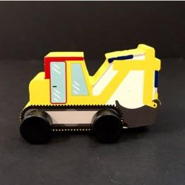 Bullseye's Playground Toy Vehicles – Digger