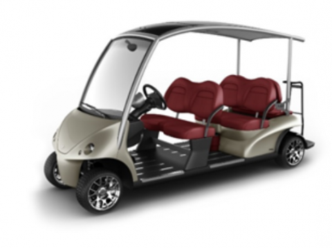 Recalled Garia Courtesy 4+2 (6 Passenger)