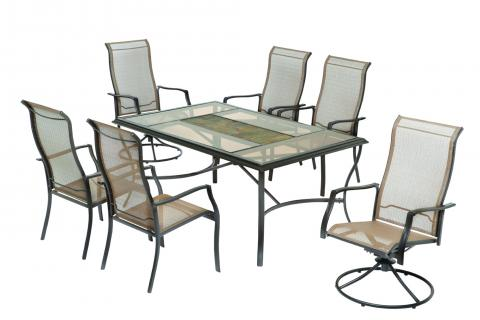 "Casual Living ""Anselmo"" Patio Set"