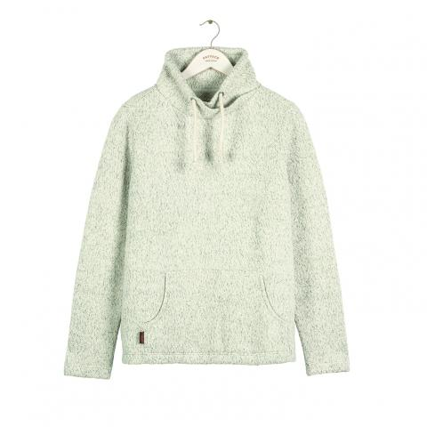 Cowes Overhead Sweater in Ivory (918043)