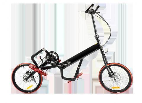 Bionic Runner bicycle