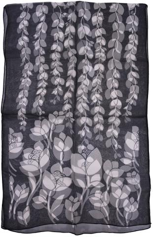 Blackwhite women's scarf