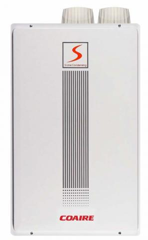 Coaire tankless gas water heater