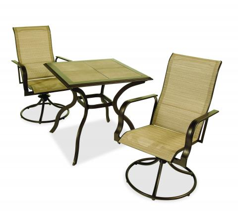 "Casual Living ""Calabria"" and ""Cardona"" Patio Sets"