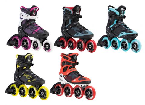 Recalled K2 inline skates
