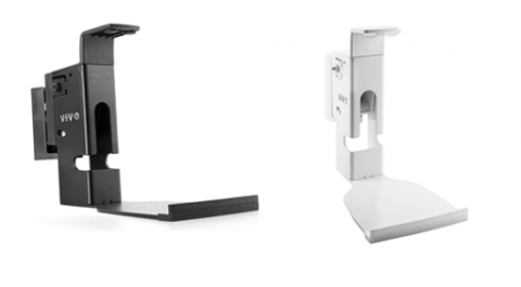 Recalled white and black Vivo MOUNT-PLAY5 wall mounts
