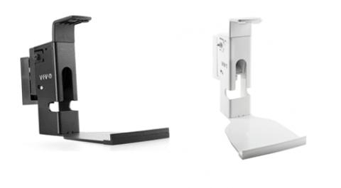 Recalled white and black Vivo MOUNT-PLAY5 wall mounts