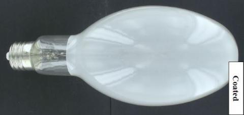 Coated Lamp