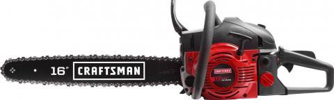Recalled Craftsman chainsaw