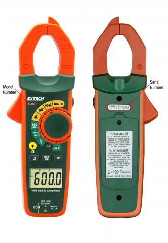 Models EX650 & EX655