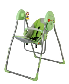 Picture of Recalled Infant Swing