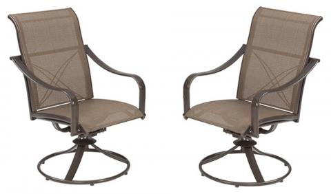 casual living worldwide recalls swivel patio chairs due to fall rh cpsc gov home depot patio chair cushions clearance home depot patio chair covers