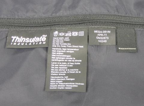 Harley-Davidson® heated jacket liner