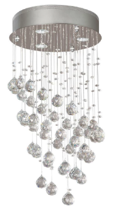 Incroyable Lumicentro Internacional With Home Depot Recalls Crystal Chandeliers Due To  Fire And Burn Hazards | CPSC.gov