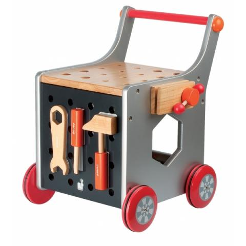 Recalled Janod DIY – Magnetic Trolley
