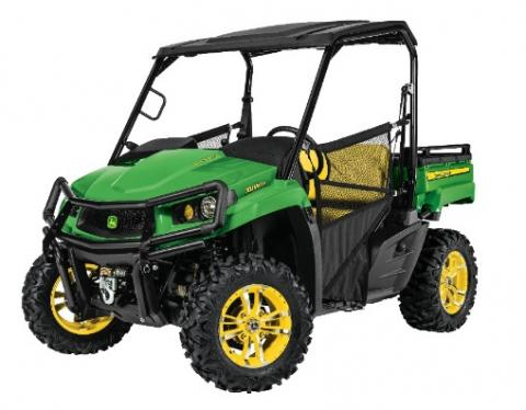 John Deere Gator >> John Deere Recalls Gator Utility Vehicles Due To Crash