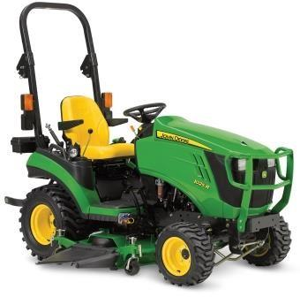 John Deere Compact Utility Tractor